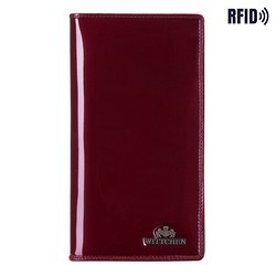 Passport cover, burgundy, 14-2L-200-3, Photo 1