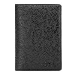Passport cover, black, 17-5-128-1, Photo 1