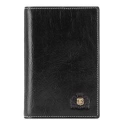 Etui na paszport, czarny, 22-2-374-1, Zdjęcie 1