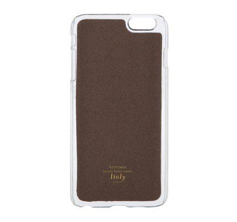 Etui na iPhone 7, ciemny brąz, 21-2-003-4, Zdjęcie 1