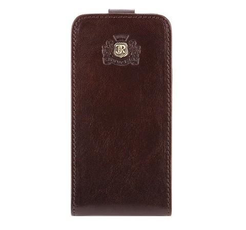 Etui na iPhone 4, brązowy, 39-2-513-4, Zdjęcie 1