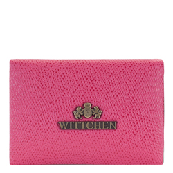 Business card holder, pink, 13-2-133-RP, Photo 1