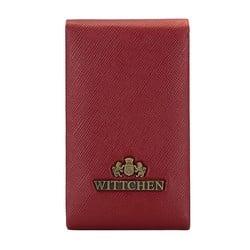 Футляр на визитки Wittchen 13-2-240-33, красный 13-2-240-33