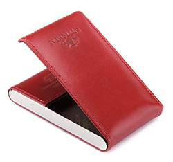 Business card holder, red, 21-2-240-3, Photo 1