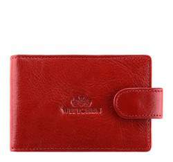 Etui na wizytówki, czerwony, 21-2-270-3, Zdjęcie 1