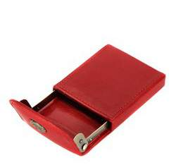 Business card holder, red, 10-2-151-3, Photo 1