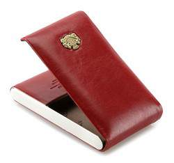 Business card holder, red, 10-2-240-3, Photo 1
