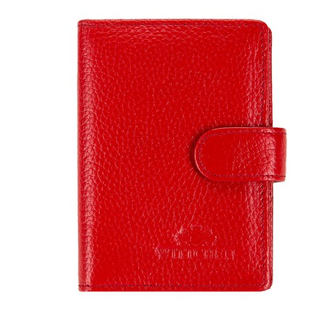 Business card holder, red, 81-1-407-5, Photo 1