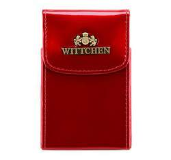 Business card holder, red, 25-2-151-3, Photo 1