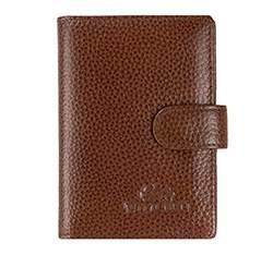 Business card holder, brown, 81-1-407-5, Photo 1