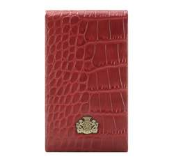 Business card holder, red, 15-2-240-3, Photo 1