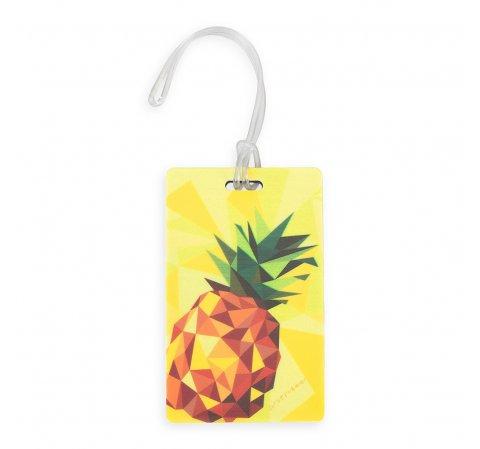 identyfikator do bagażu, żółty, 56-30-018-3Y, Zdjęcie 1