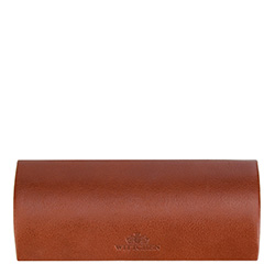 Glasses case, light brown, 21-2-164-5, Photo 1