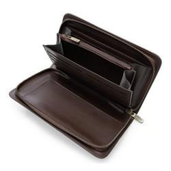 Wrist bag, brown, 21-3-378-4, Photo 1