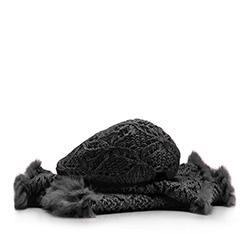 Komplet czapka + szalik