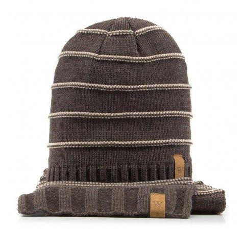 Комплект шапка + шарф 89-SF-200-4