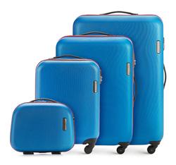 Zestaw walizek, niebieski, 56-3-61K-95, Zdjęcie 1