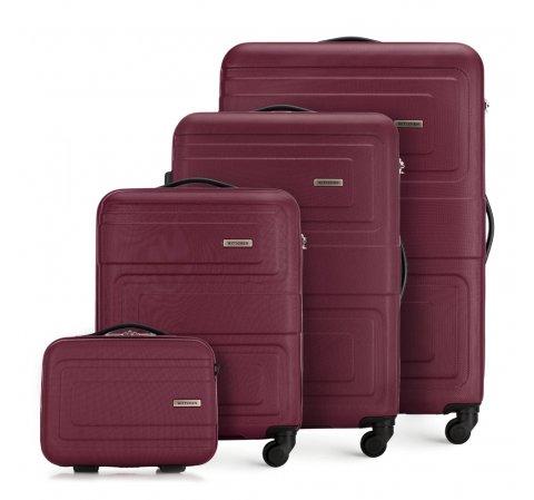 Комплект чемоданов 56-3A-63K-35