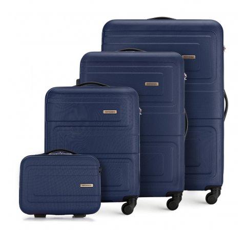 Комплект чемоданов 56-3A-63K-90