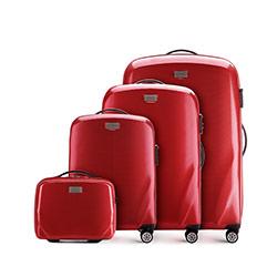 Zestaw walizek, czerwony, 56-3P-57K-30, Zdjęcie 1