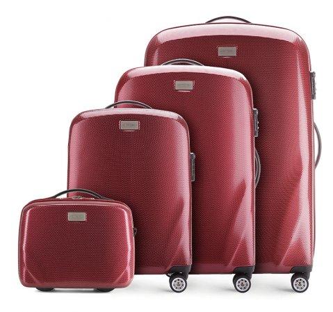 Комплект чемоданов Wittchen 56-3P-57K-35