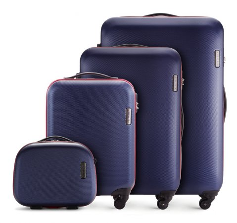 Комплект чемоданов Wittchen 56-3-61K-90