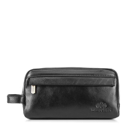 Toiletry bag, black, 21-3-021-1, Photo 1