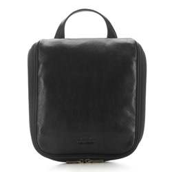 Toiletry bag, black, 21-3-276-1, Photo 1