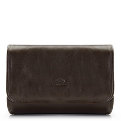 Toiletry bag, brown, 21-3-287-4, Photo 1