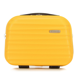 Cosmetic case, yellow, 56-3A-314-50, Photo 1
