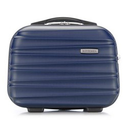 Cosmetic case, navy blue, 56-3A-314-95, Photo 1