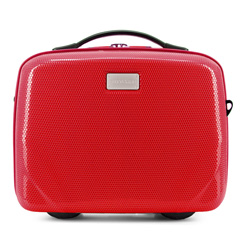 Toiletry bag, red, 56-3P-575-30, Photo 1