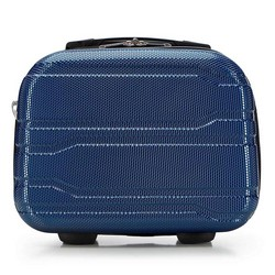 Cosmetic case, navy blue, 56-3P-984-90, Photo 1