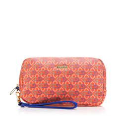 Cosmetic case, orange, 85-3-105-6, Photo 1