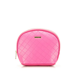 Toiletry bag, pink, 85-3-109-P, Photo 1