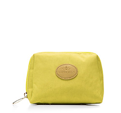 Cosmetic case, lime, 85-4P-001-L, Photo 1