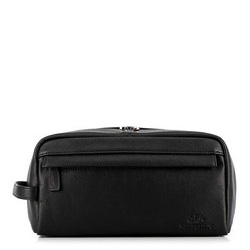 Toiletry bag, black, 87-3P-021-1, Photo 1