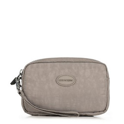 Toiletry bag, beige, 89-3-900-9, Photo 1
