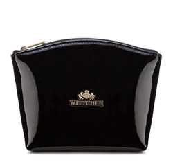 Toiletry bag, black, 25-3-116-1, Photo 1