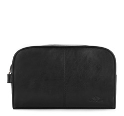 Toiletry bag, black, 14-3-328-11, Photo 1
