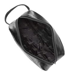 Kosmetyczka, czarny, 21-3-021-1, Zdjęcie 1