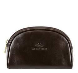Косметичка Wittchen 21-3-006-4, коричневый 21-3-006-4