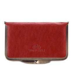 Косметичка Wittchen 21-3-170-3, красный 21-3-170-3