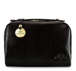 Toiletry bag, black, 21-3-382-1, Photo 1