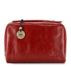 Toiletry bag, red, 21-3-382-3, Photo 1
