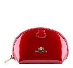 Косметичка Wittchen 25-3-005-3, красный 25-3-005-3