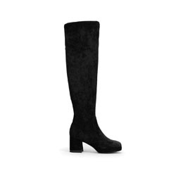 Shoes, black, 93-D-965-1-38, Photo 1