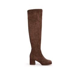 Shoes, brown, 93-D-965-4-40, Photo 1
