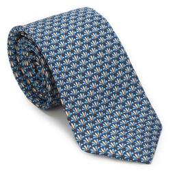 Tie, multicoloured, 87-7K-001-X2, Photo 1