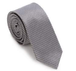 Tie, grey, 87-7K-002-X1, Photo 1